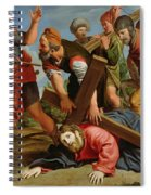 The Way To Calvary Spiral Notebook