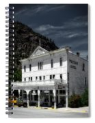 The Western Hotel Spiral Notebook