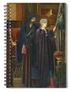 The Wizard Spiral Notebook
