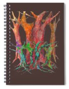 They Came To Me At Dawn Spiral Notebook