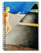 Thoth The Atlantean Spiral Notebook