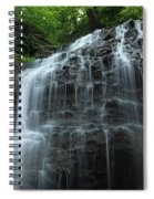 Tiffany Falls Spiral Notebook