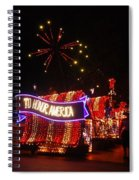 To Honor America Spiral Notebook