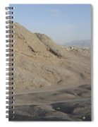Towers Of Silence, Iran Spiral Notebook