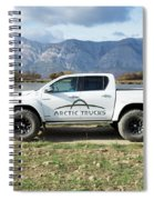 Toyota Hilux At37 Spiral Notebook