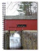 Uhlerstown Covered Bridge Spiral Notebook