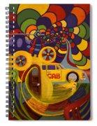 Under Surveillance Spiral Notebook