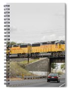 Up9912 Spiral Notebook