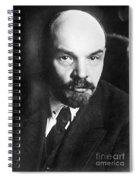 Vladimir Lenin (1870-1924) Spiral Notebook