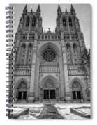Washington National Cathedral Spiral Notebook