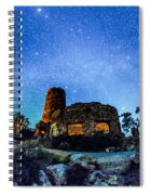 Watchtower Over The Grand Canyon   Arizona Spiral Notebook