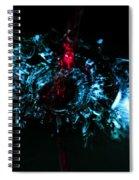 Water Art Spiral Notebook
