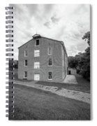 Watkins Woolen Mill State Park And State Historic Site Spiral Notebook