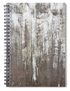 Weathered Metal Spiral Notebook