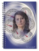 Weight Obsession Spiral Notebook