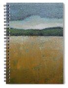 Wheat Field Spiral Notebook