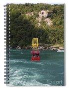 Whirlpool Aero Car Spiral Notebook