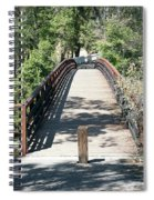Whiskeytown National Recreation Area Spiral Notebook