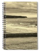 Whitby Harbor Spiral Notebook
