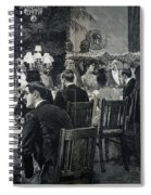 White House: State Dinner Spiral Notebook