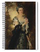 William Crowninshield Endicott Spiral Notebook