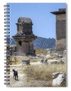 Xanthos - Turkey Spiral Notebook