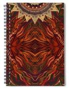 Zebra And Jewels Spiral Notebook