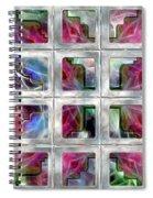 20 Deco Windows Spiral Notebook