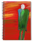 Digital Painting Spiral Notebook