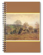 Meakinlouishenry Edenpark-we Louis Henry Meakin Spiral Notebook
