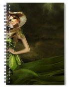 Model Spiral Notebook