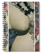 Pizzazz Spiral Notebook