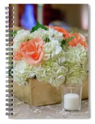 Wedding Party Spiral Notebook