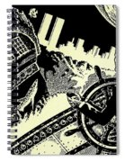 20,000 Leagues Under The Sea Spiral Notebook