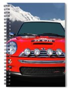 2004 S Mini Cooper Spiral Notebook
