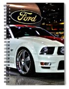 2006 Ford Mustang No 1 Spiral Notebook