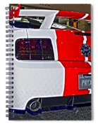 2006 Ford Mustang No 2 Spiral Notebook