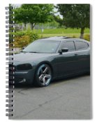 2007 Dodge Charger Rt Lee Spiral Notebook