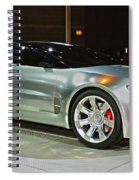 2007 Honda Remix Concept  Spiral Notebook
