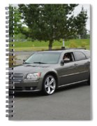 2008 Dodge Magnum Lasswell Spiral Notebook
