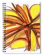 2010 Abstract Drawing Thirteen Spiral Notebook