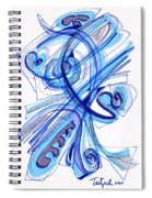 2010 Drawing Four Spiral Notebook