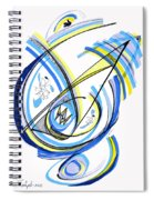 2010 Drawing One Spiral Notebook