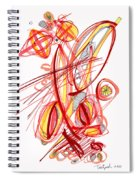 2010 Drawing Two Spiral Notebook
