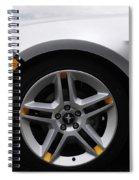 2010 Ford Mustang Av X10 2 Spiral Notebook
