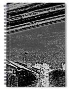 2011 Moon 4 Spiral Notebook