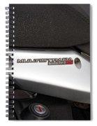 2013 Ducati Spiral Notebook