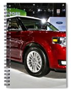 2013 Ford Flex Sel Spiral Notebook