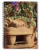 2013 Rose Parade 13rp035 Spiral Notebook