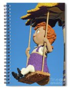 2013 Rose Parade Rp021 Spiral Notebook